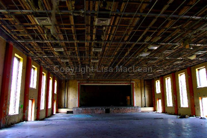 SS Troop Theatre, Sachsenhausen