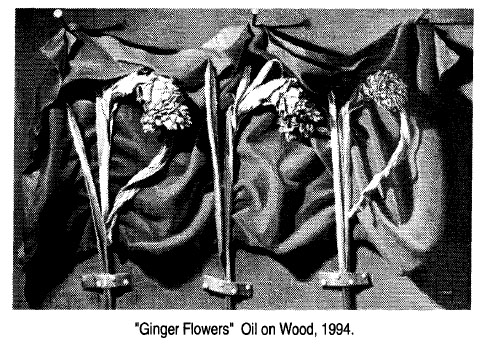 Burgess, Ginger Flowers
